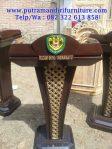 mimbar podium instansi pemerintahan