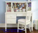 set meja belajar anak minimalis jepara