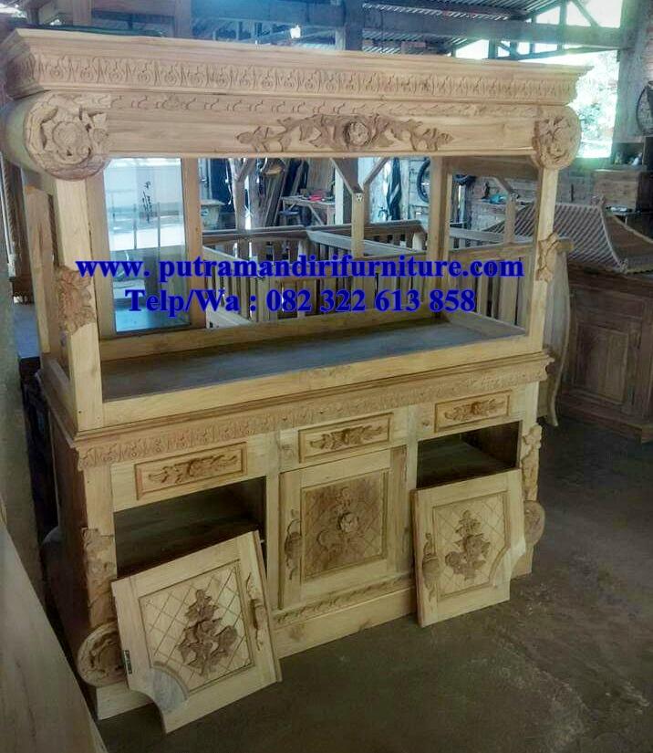 Jual Aquarium Hias Ukiran Jepara Desain Model Furniture Jepara Terbaru