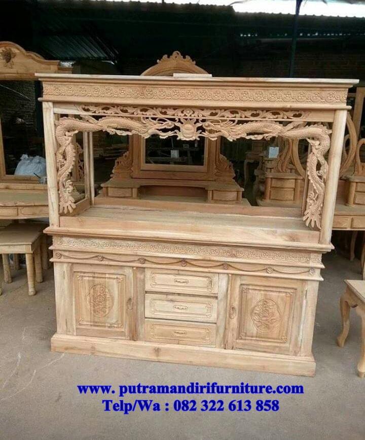 Desain Model Furniture Jepara