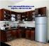 kitchen set kayu minimalis