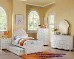 set kamar tidur anak minimalis mewah