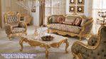 Set Kursi Sofa Ukiran Mewah Baltik