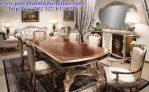 set meja makan 8 kursi mewah