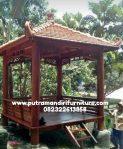 Gazebo Taman Minimalis jepara