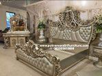 Set Tempat Tidur Ukiran Raja