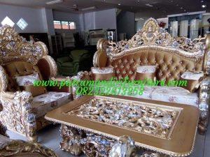 Set Kursi Tamu Royal Monarchi