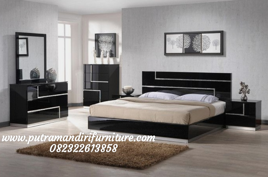 Tempat Tidur Anak Minimalis Klasik