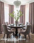 kursi makan modern mewah