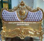 Tempat Tidur Invernon Gold