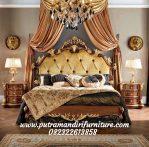 Tempat Tidur Classik European