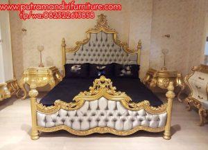 Set Kamar Tidur Carving Imperior