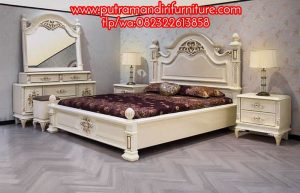 Set Kamar Tidur King Size Duco