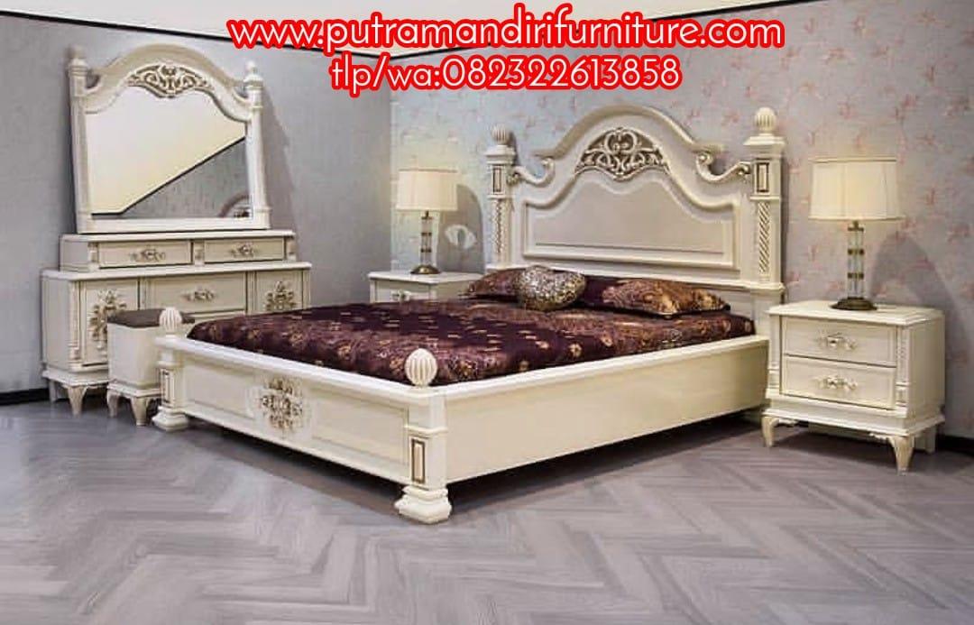 gambar Set Kamar Tidur King Size Duco