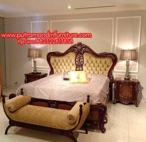 Set Kamar Tidur Bedroom Classic