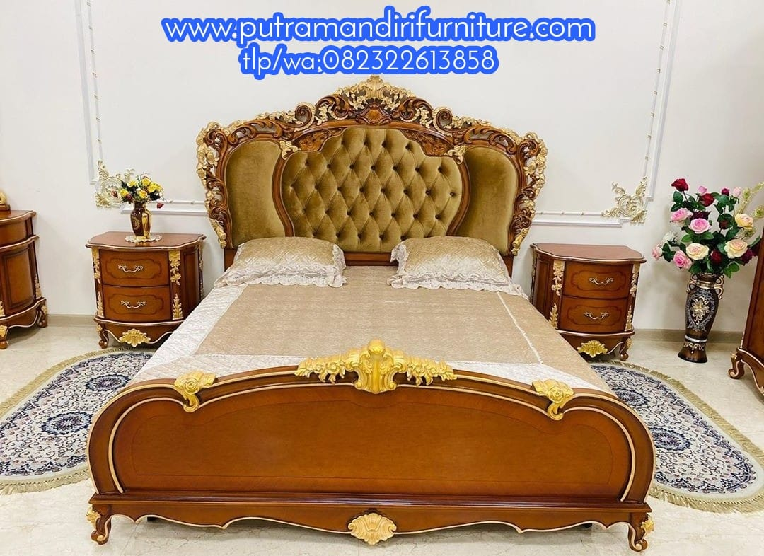 Set Kamar Tidur Klasik Jayakarta