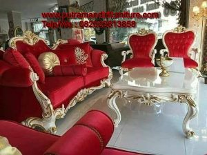 Kursi Tamu Sofa Modern Meridian