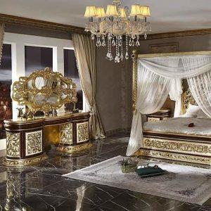 Set Kamar Tidur Mewah Giorgio