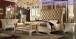 tempat tidur ukiran victorian klasik
