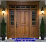 pintu rumah minimalis jepara