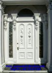 kusen pintu rumah ukiran