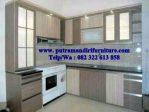 model lemari dapur minimalis
