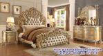 set kamar tidur ukiran baroque