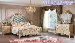 luxury carving bedroom