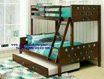 set tempat tidur tingkat minimalis jepara