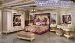 Luxury royal bedroom