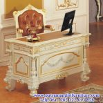 Set Meja Kantor French Classic Jepara