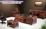 Set Meja Kantor Hakimi Mewah
