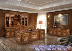 Set Meja Kantor Mewah Legno