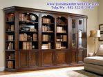 lemari buku besar