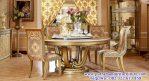 set meja makan klasik dinning table