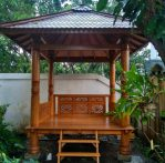 Gazebo Kebun Rumah